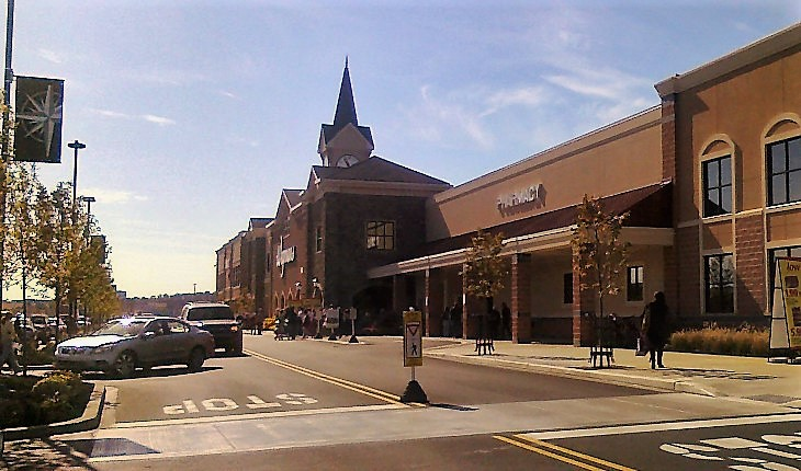 Providence Town Center Complex Up for Sale