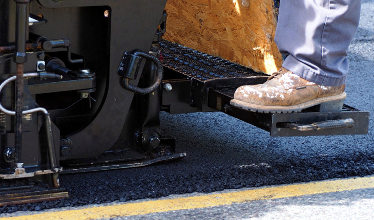 Neiffer Road Milling, Paving Operations Continue